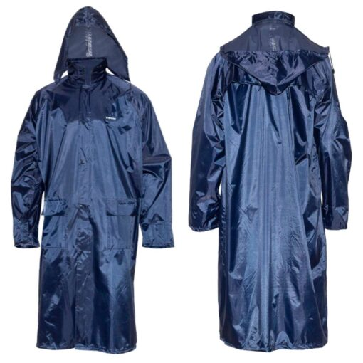 Плащ вологозахисний PVC SIZAM CHESTER BLUE