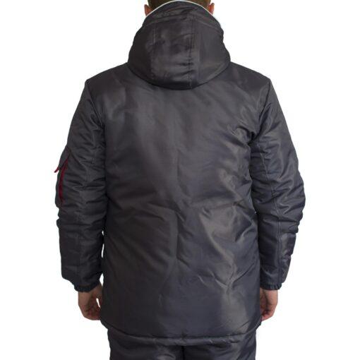 Куртка робоча зимова FREE WORK SPETSNAZ-J GREY