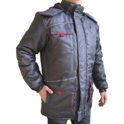 Куртка рабочая зимняя FREE WORK SPETSNAZ-J GREY