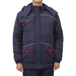 Куртка рабочая зимняя FREE WORK SPETSNAZ-NEW-J BLUE
