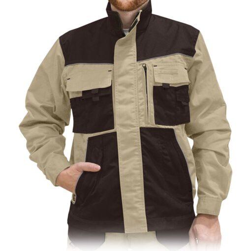 Куртка рабочая LEBER&HOLLMAN FORMEN LH-FMN-J BE3