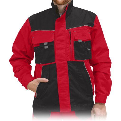 Куртка робоча LEBER & HOLLMAN FORMEN LH-FMN-J CBS