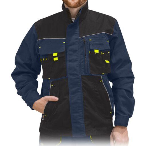 Куртка робоча LEBER & HOLLMAN FORMEN LH-FMN-J GBY
