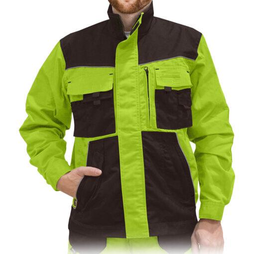 Куртка робоча LEBER & HOLLMAN FORMEN LH-FMN-J LBR