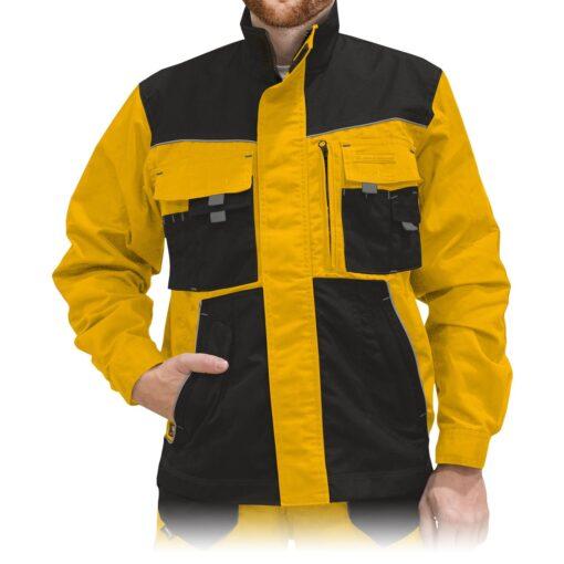 Куртка робоча LEBER & HOLLMAN FORMEN LH-FMN-J YBS