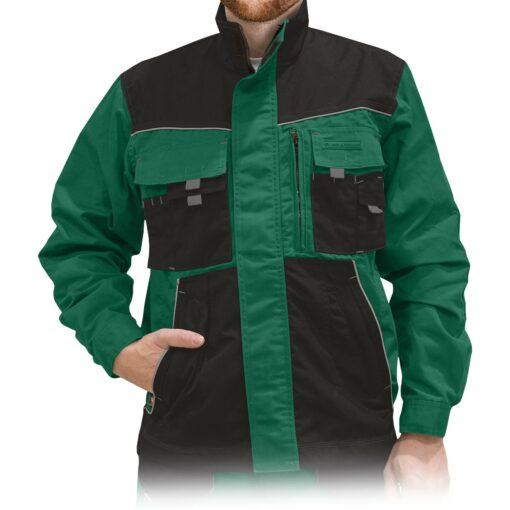 Куртка рабочая LEBER&HOLLMAN FORMEN LH-FMN-J ZBS