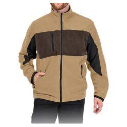 Куртка флісова LEBER & HOLLMAN LH-FMN-P BE3