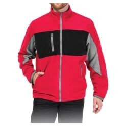 Куртка флисовая LEBER&HOLLMAN LH-FMN-P CBS