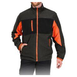 Куртка флисовая LEBER&HOLLMAN LH-FMN-P DSBP