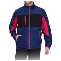 Куртка флисовая LEBER&HOLLMAN LH-FMN-P GBC