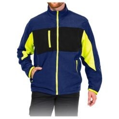 Куртка флисовая LEBER&HOLLMAN LH-FMN-P GBY
