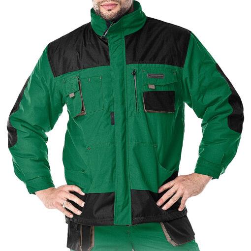 Куртка робоча зимова LEBER & HOLLMAN FORMEN LH-FMNW-J ZBS