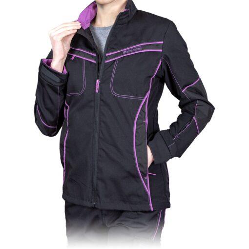 Куртка рабочая женская LEBER&HOLLMAN LH-FWN-J BPI