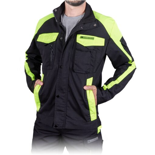 Куртка робоча LEBER&HOLLMAN LH-TANZO-J BY