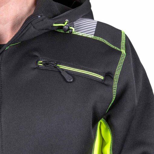 Куртка рабочая LEBER&HOLLMAN LH-TROTTEL BY