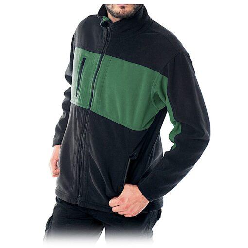 Куртка флісова REIS POLAR-DOBLE ZB