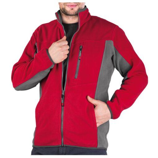 Куртка флісова REIS POLAR-TWIN CS