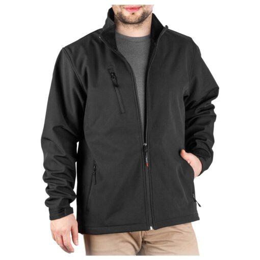 Куртка Softshell утепленная REIS SHELLJACK