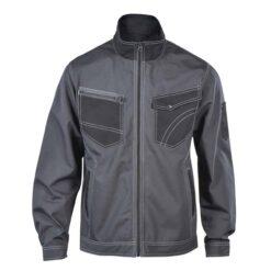 Куртка рабочая на молнии SIZAM SHEFFIELD-J GRAY